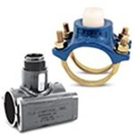 Installation Fittings & Mounting Accessories for Insertion Flow Meters