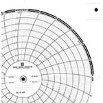 Circular Chart Paper Graphic Controls Corp
