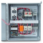 Blower Control Panel 1-Phase, Duplex, 9-13 amps