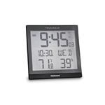USABlueBook Traceable Digital Radio Atomic WallClock