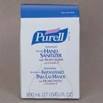 (OR) Purell Sanitizer Refill For Wall Dispenser 800 ml.