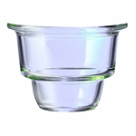 "Pyrex Glass Desiccator Base Only for 200 mm, (7.9"") Dia"
