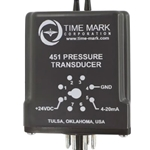 Air Pressure Transducer 4-20mA (0-15 PSI) Time Mark 450