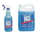 (OR) Glass Plus 4/1 Gallon Containers