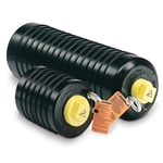 "Muni-Ball Bypass Plug, 15""-16"" 3"" Bypass, 14"" to 16-1/4"""