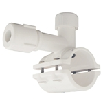 Fast Tap PVC Saddle C900 Pipe 6.90 OD x 3/4'' CTS Outlet