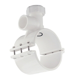 Fast Tap PVC Saddle C900 Pipe 4.80 OD x 3/4'' Socket Outlet