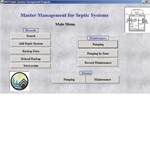 Septic System Software