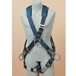 ExoFit Harness-Crossover,Small 4 D-Rings, Front, Back & Sides