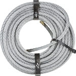 1/2 x 100' Cable with 3/4-10 Stud