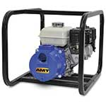 "AMT® 2"" Trash Pump w/ Honda Engine, 5.5 HP"