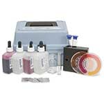 (OR) Hach Hardness' Iron & pH Test Kit' Model HA-62' 183700