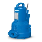 ABS S-20-2 Grinder Pump 2HP/460V/3PH, with Base