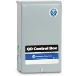 Quick Connect Control Box 1 HP, 230V, 3- wire