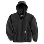 Carhartt Heavy-Weight Hooded Sweatshirt, Reg XL, Navy