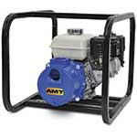 AMT Engine-Driven Sprinkler/Booster Pump, 2-Stage, 6.5 HP B&S OHV