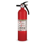 (HM) Kidde Fire Extinguisher 2-1/2 Lb  1-A; 10-B:C Rated