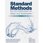 Standard Methods For The Examination of Water and Wastewater 22nd Edition