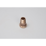 "740-M3 3/4"" NPTM End Connector No-Lead Fitting"