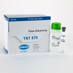 Hach Alkalinity (Total) TNTPlus® Reagent Set' 25/Pack' TNT870