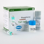 (OR) Hach Phosphorus TNT+ Low Range Reactive And Total' 0.05 to 1.50 mg/L PO4-P; 0.15 to 4.50 mg/L PO4' 25/PK' TNT843