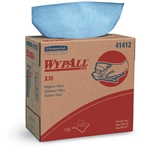WypAll® X70 Disposable Wipes, 100/Box, 41412