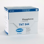 (OR) Hach Phosphorus TNTplus' High Range' 0.5 to 5.0 mg/L PO4-P; 1.5 to 15.0 mg/L PO4' 25/PK' TNT844