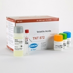 (OR) Hach Volatile Acids TNTplus Reagent Set' 50 to 2500 mg/L' 25 Tests' TNT872