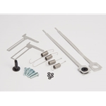 Honeywell Classic DR4500 Replacemnt Pen 1 & 2 Arm Kit' 30755980-002