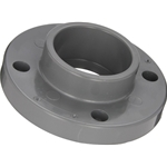 "1"" CPVC 1-Piece Flange SOC CL150 150 psi' 851-010C"
