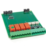 Expansion Card for AquaMetrix 2300; Adds 3 Frequency Inputs & Four 5A Relays