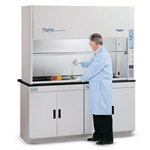 "48"" Acid Storage Base Cabinet for Fume Hood' 9901000"