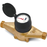 National Brand MJ Water Meter' USG Direct Read 1""