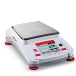 Ohaus Adventurer Precision Balance' 4200 g Capacity' 0.1 g Resolution' External Calibration' AX4201/E