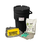 Black Diamond SpillPak Drum Spill Kit, Universal