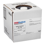 USABlueBook® pH Buffer Pack' 4L (1 Gallon) Cubitainer Each of pH 4.00' 7.00 & 10.00