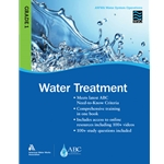 WSO: Water Treatment' Grade 1 Study Guide' ISBN:9781625761231