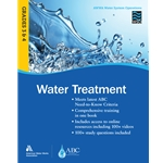 WSO: Water Treatment' Grade 3&4 Study Guide' ISBN:9781625761255