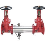 "Watts® 957-OSY RPZ Backflow Preventer' 4"" FLG' 0111586"
