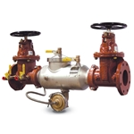 Apollo® 4ALF-200 Stainless Steel RPZ Backflow Preventer' 2-1/2 FLG' 4ALF20902