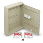 "Key Cabinet (Holds 110 Keys)' 14""W x 17-1/8""H x 3-1/4""D"