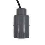 "GF Signet pH Smart Sensor Electronics Submersible Transmitter w/ 15'L Cable' Rear 3/4"" NPT(F)' Gray' 3-2751-3"