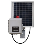SJE Rhombus Tank Alert Solar Powered Indoor/Outdoor High Level Alarm System with Float Switch' 1052473