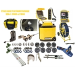 "SPX/Pearpoint P350 flexitrax™ Mainline Inspection Camera System' Large Platinum Package' 8 to 36"" Pipe Size"