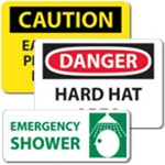 Signs: Personal Protective Equipment