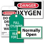 Signs: Tags & Labels
