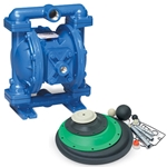 Air Operated Double Diaphragm Pumps and Parts