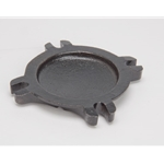 Cast Iron Bottom Cover For ABB 5/8 x 3/4 Meter
