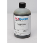USABlueBook<sup>®</sup> Alkalinity Indicator' Total' 500 mL