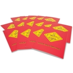 Lock-Out/Tag-Out Booklets' Pack of 15